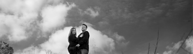 Shannon and Dan, Ridley Creek State Park Engagement Session