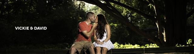 Vickie & David – Media, PA Engagement Photography