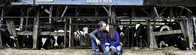 Anna & Ben, New Berlin, PA Engagement Photography