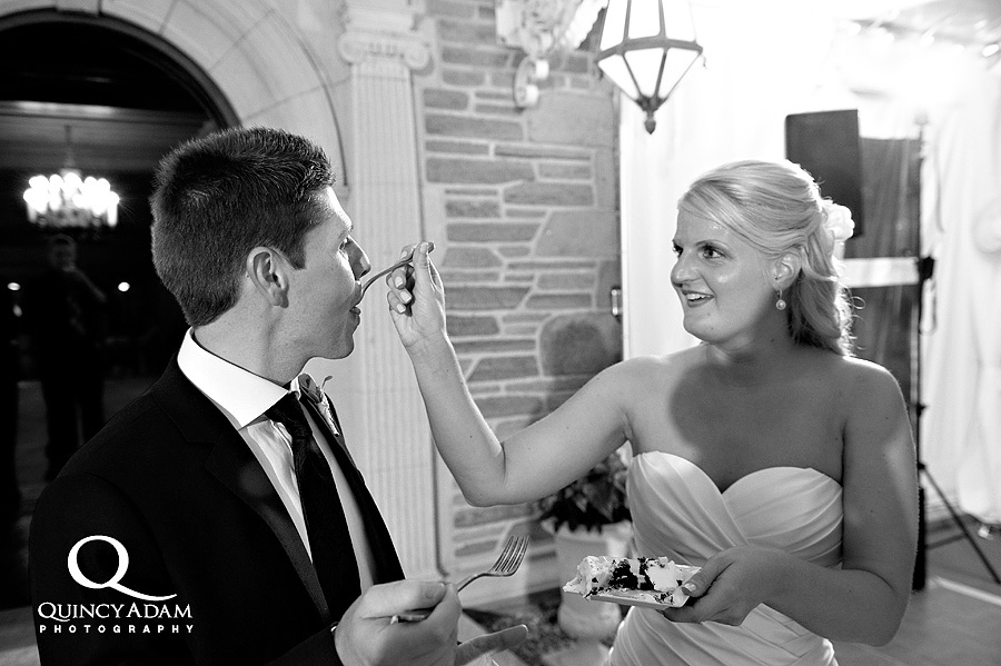 Jenna & Eric - Greystone Hall, West Chester, PA - Greystone Hall Wedding Photography - Greystone Hall Wedding Photographer - Quincy Adam Photography - www.quincyadam.com