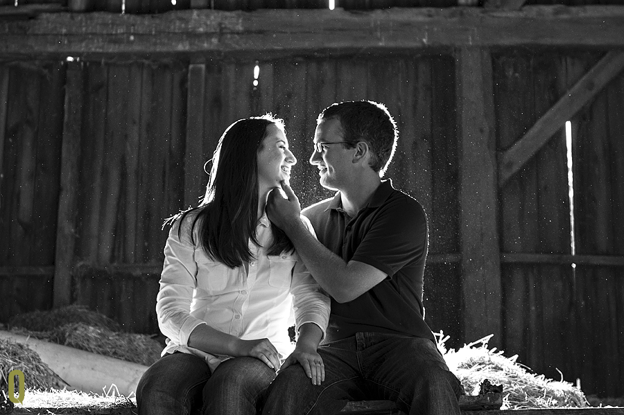 Anna & Ben - New Berlin, PA Engagement Photography - Quincy Adam Photography - www.quincyadam.com