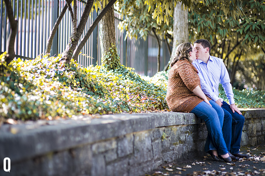 Courtney and Mike - Ephrata Engagement Photography - Lancaster Engagement Session - Quincy Adam Photography - www.quincyadam.com