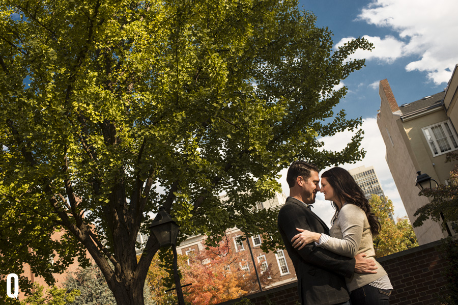 Heather and Luke - Philadelphia Engagement Photography - Quincy Adam Photography - www.quincyadam.com