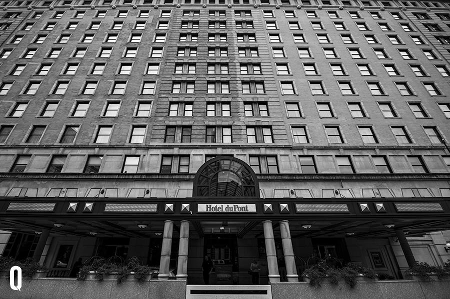 Erica & Justin - Hotel Dupont - Wilmington, Delaware, Quincy Adam Photography - www.blog.quincyadam.com