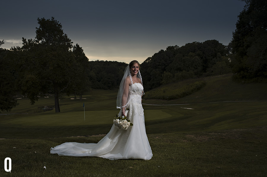 Andrew & Rachel - Paxon Hollow Country Club - Quincy Adam Photography - blog.quincyadam.com