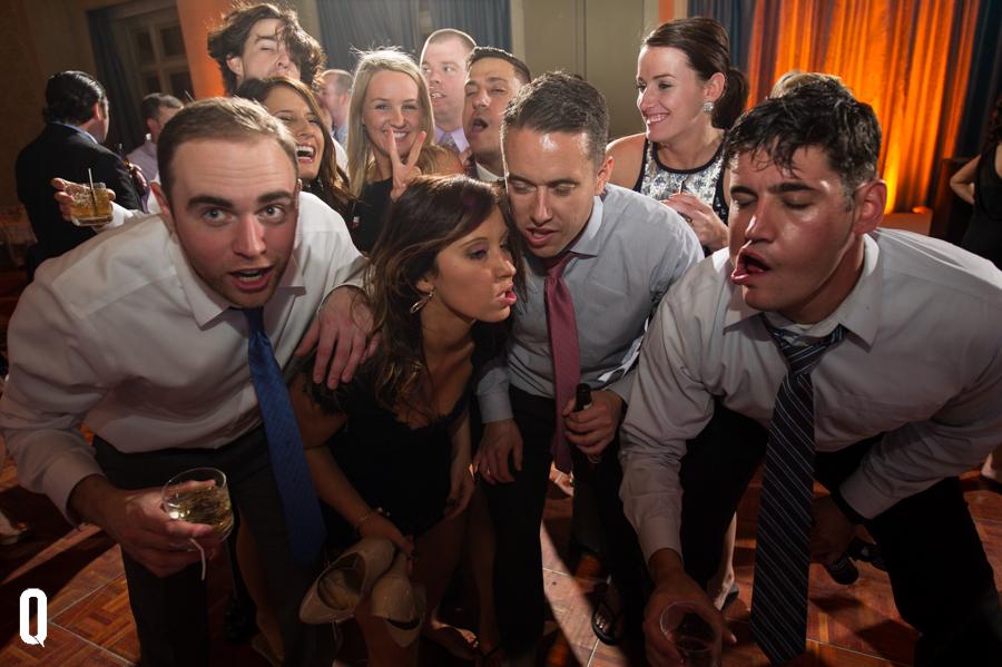 Colleen & Matt - Center City Philadelphia Wedding - Quincy Adam Photography